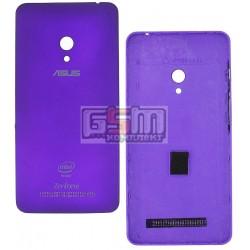 Задняя панель корпуса для Asus ZenFone 5 (A501CG), фиолетовая