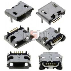 Коннектор зарядки для китайского телефона, универсальный; китайского планшета, тип 2, micro USB