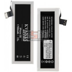 Аккумулятор Kvanta Ultra для Apple iPhone 5S, (Li-Polymer 4.35V 1700mAh)