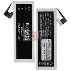 Аккумулятор Kvanta Ultra для Apple iPhone 5, (Li-Polymer 4.35V 1600mAh)