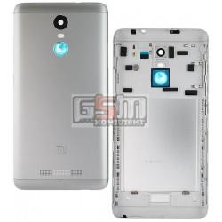 Задняя крышка батареи для Xiaomi Redmi Note 3, Redmi Note 3 Pro, белая, original, с боковыми кнопками