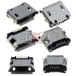Коннектор зарядки для китайского телефона, универсальный; китайского планшета , тип 6, micro USB