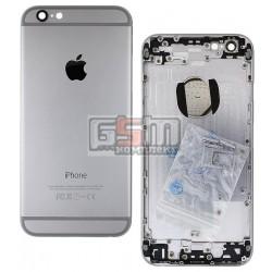 Корпус для Apple iPhone 6, черный