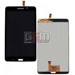 Дисплей для планшету Samsung T230 Galaxy Tab 4 7.0, T231 Galaxy Tab 4 7.0 3G, T235 Galaxy Tab 4 7.0 LTE, (версія Wi-Fi), чорний, з сенсорним екраном (дисплейний модуль)