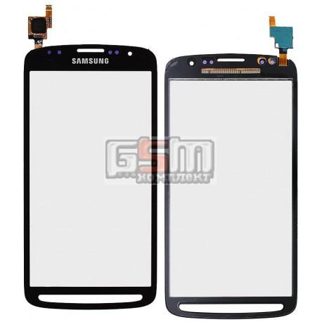 Тачскрин для Samsung I537, I9295 Galaxy S4 Active, черный