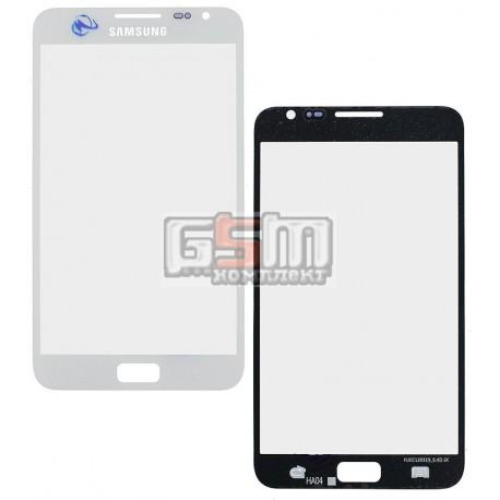 Стекло корпуса для Samsung I9220 Galaxy Note, N7000 Note, белое