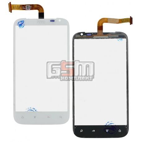 Тачскрин для HTC G21, X315e Sensation XL, белый