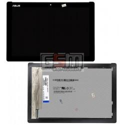 Дисплей для планшетов Asus ZenPad 10 Z300C, ZenPad 10 Z300CG, ZenPad 10 Z300CL, черный, с сенсорным экраном (дисплейный модуль)