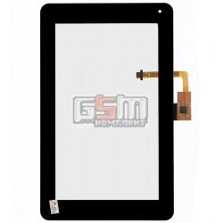 Тачскрин для планшета Huawei MediaPad 7 Lite (S7-931u), черный, 9 pin, (189*116 мм), 7, #MCF-070-0520-V5.0