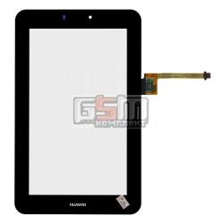 Тачскрин для планшета Huawei MediaPad S7-721U, черный, 9 pin, (190*118 мм), 7, #HMCF-070-1167-V5