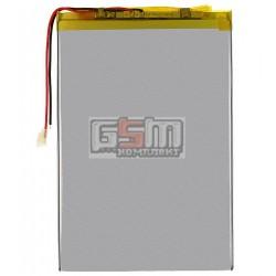 Аккумулятор для китайского планшета, универсальный (145*95*2,6 мм), (Li-ion 3.7V 4200mAh)