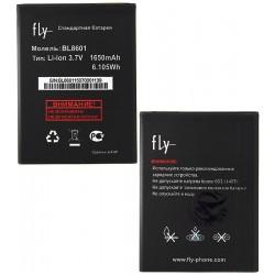 АккумуляторBL8601дляFlyIQ4505Q,оригинал,(Li-ion3.7V1650mAh)
