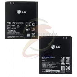 АккумуляторBL-53QHдляLGL9,P880,P760,P765,P768,(Li-ion3.8V2150mAh)