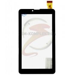"""Tачскрин (сенсорный экран, сенсор) для китайского планшета 7"""", 30 pin, с маркировкой MF-583-070F-2, для Assistant AP-777G, BRAVI"""