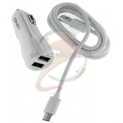 АвтомобильноезарядноеустройствоLdnioC3313.4A,+micro-USBкабель