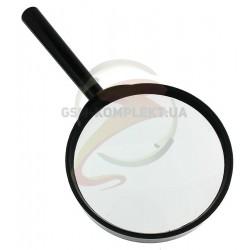 Лупа Glass 8401 диаметр 100мм. увелич. 3-кратное