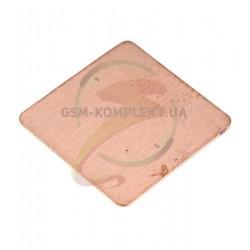 Медная термопрокладка 15x15x0,5 мм