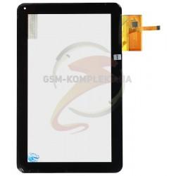 """Тачскрин (сенсорный экран, сенсор ) для китайского планшета 10"""", 12 pin, с маркировкой DTP 300-N3765A-C00, 3765A, YC0141-101C-B,"""