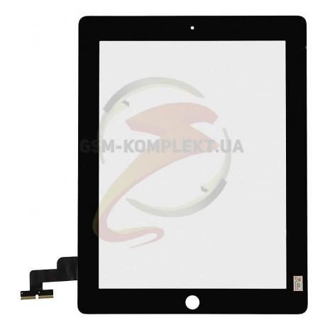 Тачскрин для планшета Apple iPad 2, черный