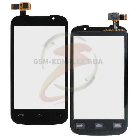 Тачскрин для Prestigio MultiPhone 3400 Duo, черный, #CS040X-LC03A CS040XL C06DA9930