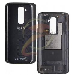 Задняя крышка батареи для LG G2 D800, G2 D801, G2 D802, G2 D803, G2 D805, LS980, черная