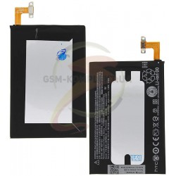 Аккумулятор BOP6B100 для HTC One M8, One M8 Dual SIM, One M8e, (Li-Polymer 3.8 в 2600 мАч), #35H00214-00M