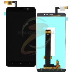 Дисплей для Xiaomi Redmi Note 3, черный, original (PRC), с сенсорным экраном (дисплейный модуль)