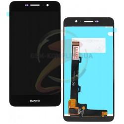Дисплей для Huawei Enjoy 5, Y6 Pro, черный, с сенсорным экраном (дисплейный модуль)