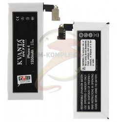 Аккумулятор Kvanta Ultra для Apple iPhone 4, (Li-Polymer 3.7V 1550mAh)