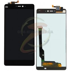 Дисплей для Xiaomi Mi4c, черный, original (PRC), с сенсорным экраном (дисплейный модуль)