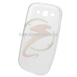 Силиконовый чехол для Samsung I747 Galaxy S3, I9300 Galaxy S3, I9301 Galaxy S3 Neo, I9305 Galaxy S3, бесцветный, матовый