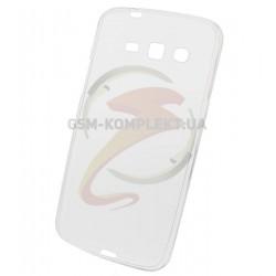 Силиконовый чехол для Samsung G7102 Galaxy Grand 2 Duos, G7105 Galaxy GRAND 2, G7106, G7108, бесцветный, прозрачный