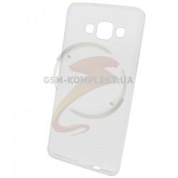 Силиконовый чехол для Samsung A500F Galaxy A5, A500FU Galaxy A5, A500H Galaxy A5, бесцветный, прозрачный