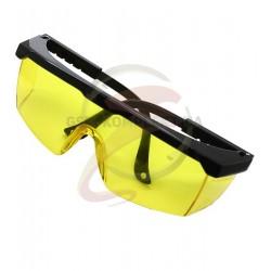 Очки защитные YATO YT-7362 (желтые)