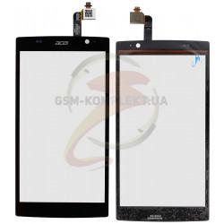 Тачскрин для Acer Liquid Z500 Dual Sim, черный