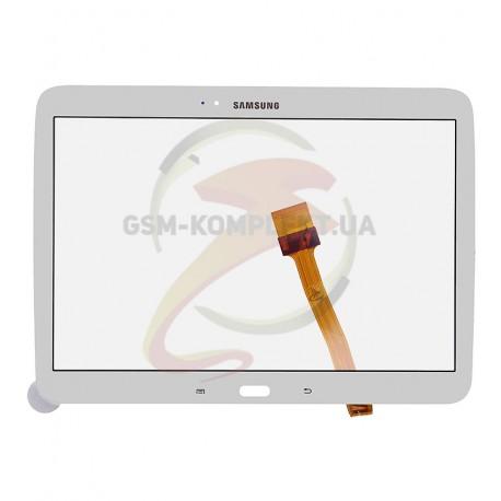 Тачскрин для планшета Samsung P5200 Galaxy Tab3, P5210 Galaxy Tab3, белый