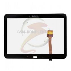 Тачскрин для планшета Samsung T530 Galaxy Tab 4 10.1, T531 Galaxy Tab 4 10.1 3G, T535 Galaxy Tab 4 10.1 3G, черный