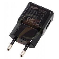 Зарядное устройство Samsung S4, 2A, черное