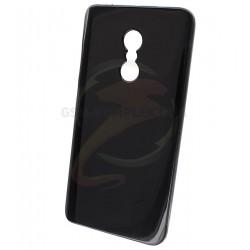 Силиконовый чехол для Xiaomi Redmi Note 4, черный