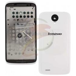 Корпус для Lenovo S820, белый