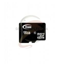 Карта памяти 16 Gb microSD Team Class10 (без адаптера) (TUSDH16GCL1002)