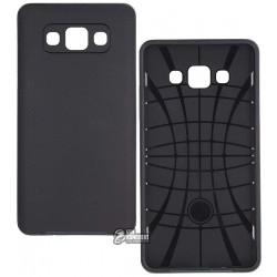 Чехол Ipaky для Samsung Galaxy A5, силиконовый, пластиковая рамка, черный