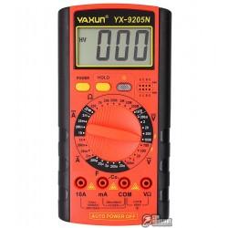 Мультиметр YaXun DT-9205N