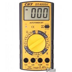 Мультиметр DT-9205A+