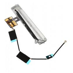 Шлейф для Apple iPad 2, антенны блютуза, с компонентами