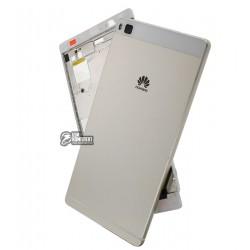 Задняя панель корпуса для Huawei P8 (GRA L09), белая