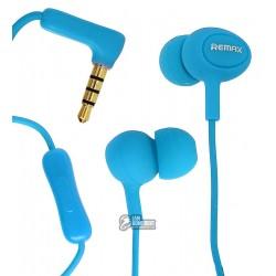 Наушники Remax RM-515 синий