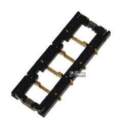 Коннектор батареи для Apple iPhone 5