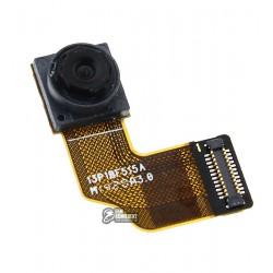 Камера для HTC One M8, One M8 Dual SIM, One M8e, фронтальная, со шлейфом