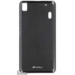 Чехол Melkco PolyJacket TPU для Lenovo A7000 черный мат